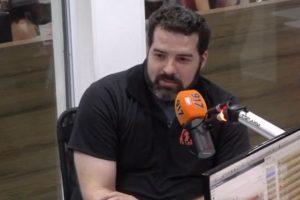 Entrevista de nosso professor Marcos à rádio Super 917FM