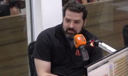 Entrevista do Professor Marcos da RM Telefonia à rádio Super 91.7FM em Dezembro de 2019