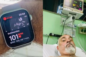 Apple Watch ajuda salvar vida de publicitário no Brasil, entenda.