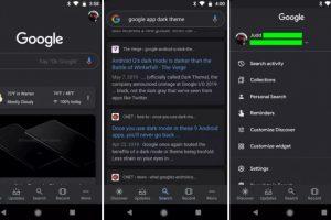Google escuro no meu celular – Como fazer