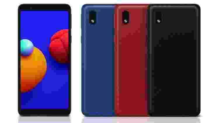 celulares baratos lançados em 2020