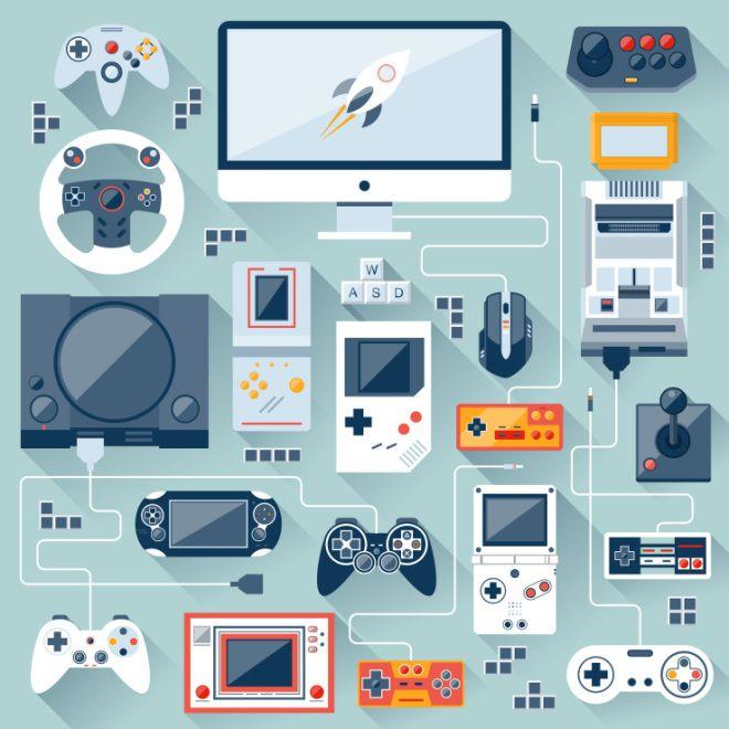 Mercado mundial de videogames supera os US$ 300 bilhões, seja um técnico em manutenção de Games